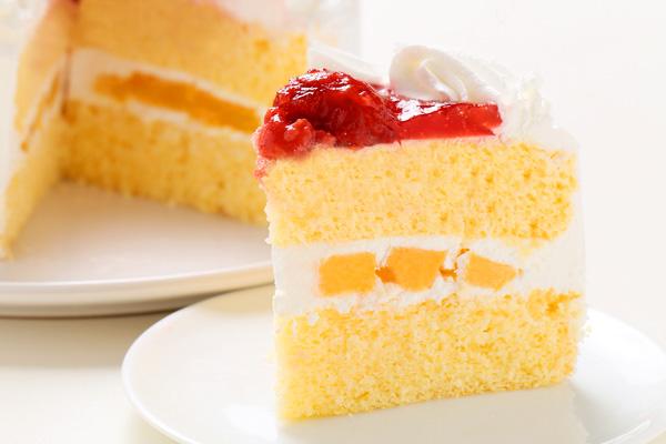 イチゴデコレーションケーキ5号の画像5枚目