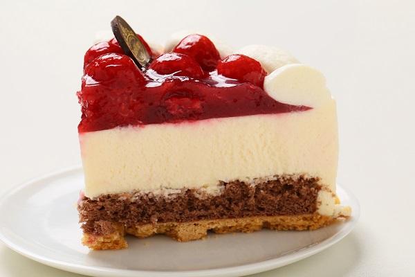 最高級洋菓子 シュス木苺レアチーズケーキ 12cmの画像8枚目