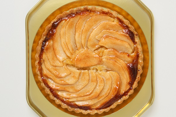りんごタルト5号サイズ【3〜4名様用】【バースディ】【バースデーケーキ 誕生日ケーキ】の画像2枚目