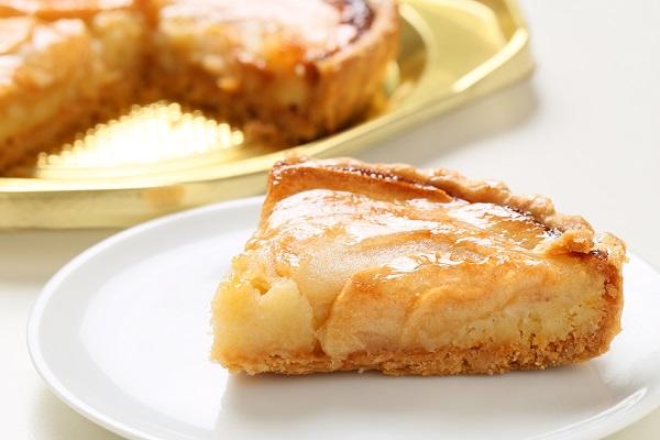りんごタルト5号サイズ【3〜4名様用】【バースディ】【バースデーケーキ 誕生日ケーキ】の画像5枚目