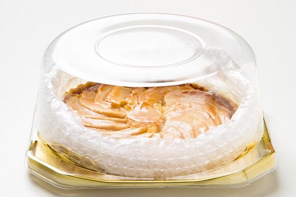 りんごタルト5号サイズ【3〜4名様用】【バースディ】【バースデーケーキ 誕生日ケーキ】の画像6枚目