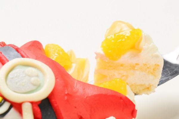 土台の選べる立体デコレーションケーキ 5号 15cmの画像6枚目