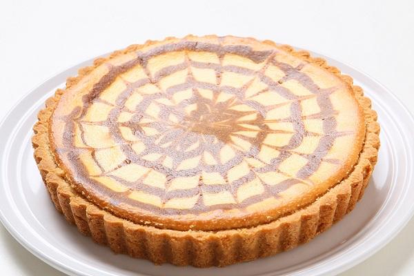 ベークドチーズケーキ(6号ホール 直径18cm)の画像1枚目