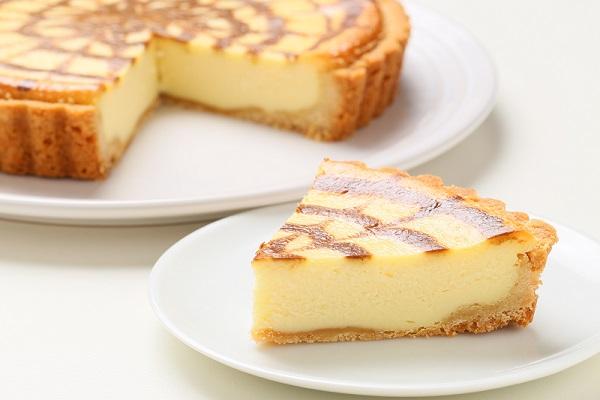 ベークドチーズケーキ(6号ホール 直径18cm)の画像5枚目