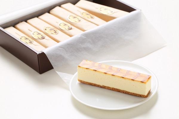 ベークドチーズケーキ(スティックタイプ) 8本入り 直径10.5cmの画像3枚目