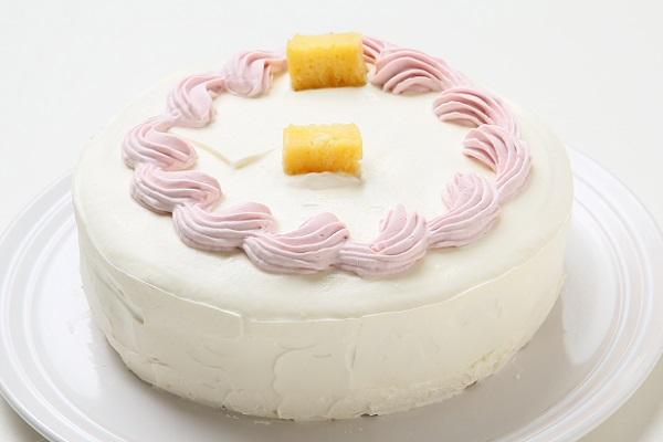 卵・乳製品除去 似顔絵クッキーのデコレーションケーキ 4号 12cmの画像3枚目