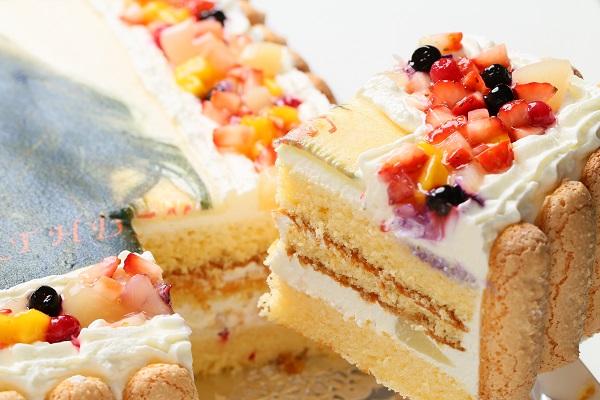 フォトケーキ 30×30cmの画像4枚目