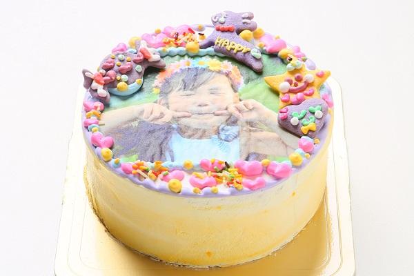フォトケーキ 5号 15cmの画像2枚目