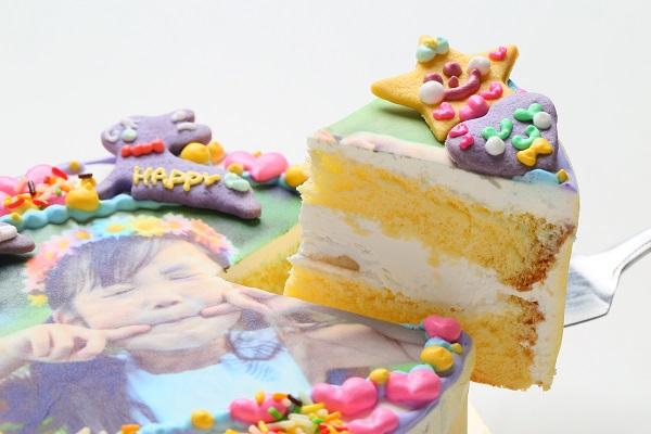 フォトケーキ 5号の画像3枚目