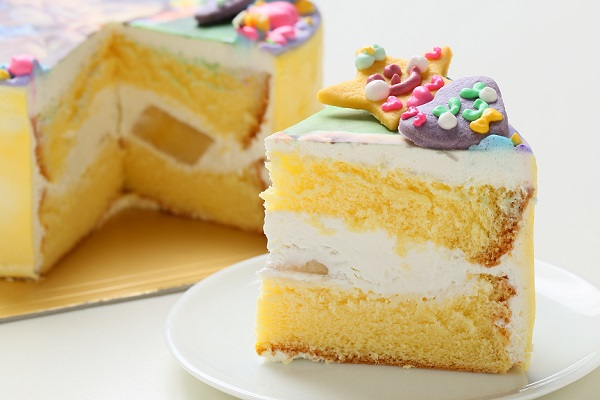 フォトケーキ 5号の画像5枚目