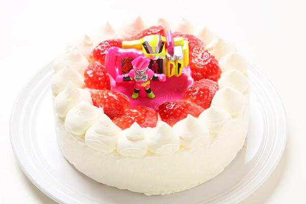 乳製品除去 生デコレーションケーキ 5号 15cm