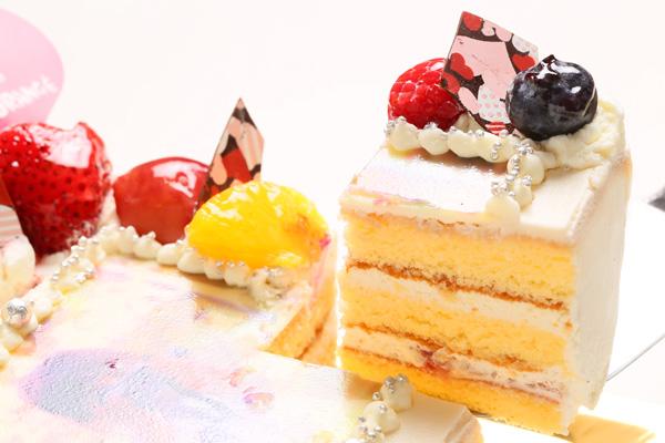 フォトケーキ 13cm角の画像3枚目