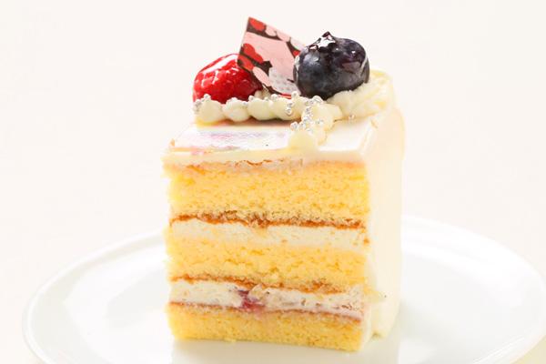 フォトケーキ 13×13cmの画像4枚目