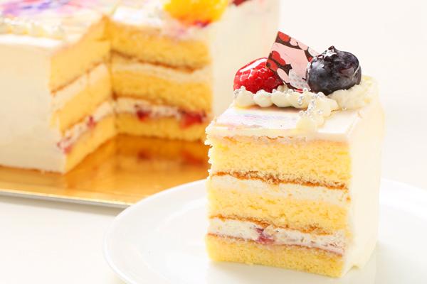 フォトケーキ 13×13cmの画像5枚目
