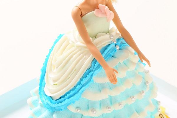 ドールケーキ 底面20cm×高さ18cmの画像10枚目
