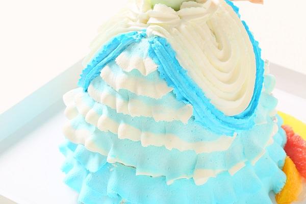 ドールケーキ 底面20cm×高さ18cmの画像11枚目