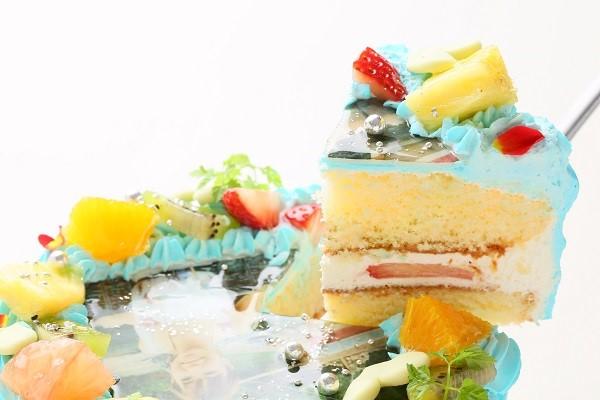 写りが綺麗な写真ケーキ 5号の画像3枚目