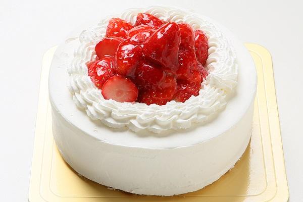 ショートケーキ4号の画像1枚目
