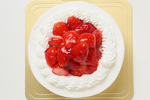 ショートケーキ4号の画像2枚目