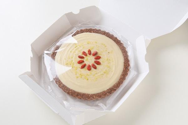 卵・乳製品・小麦粉除去 Vivoなめらかローチーズタルトの画像8枚目