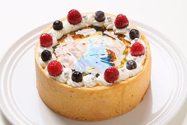 ベイクドチーズフォトケーキ 4.5号 13.5cmの画像2枚目