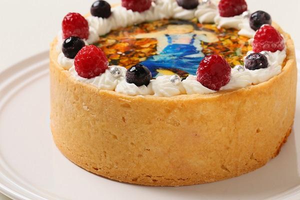 ベイクドチーズフォトケーキ 4.5号 13.5cmの画像7枚目