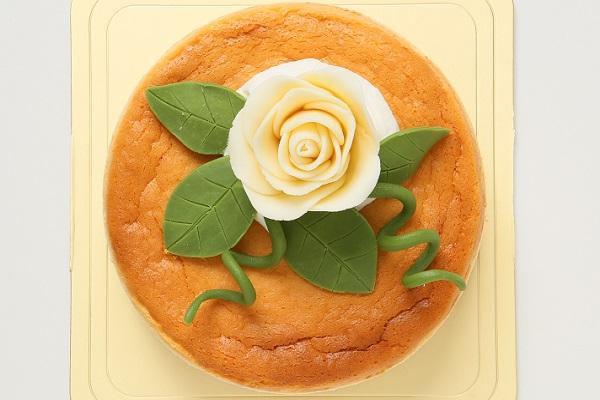 ベイクドホワイトチョコチーズケーキ 5号の画像2枚目