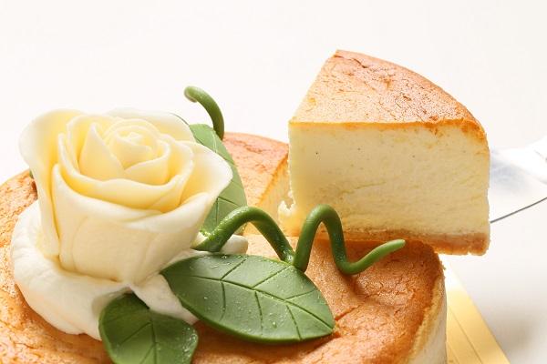 ベイクドホワイトチョコチーズケーキ 5号の画像3枚目