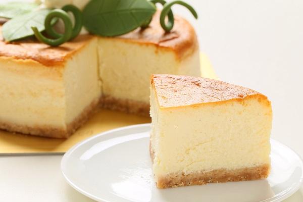 ベイクドホワイトチョコチーズケーキ 5号の画像5枚目