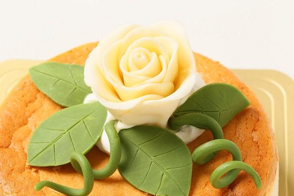 ベイクドホワイトチョコチーズケーキ 5号の画像6枚目