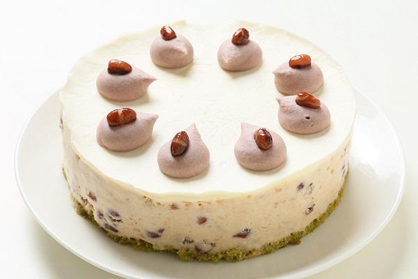 あずきアイスケーキ 5号 15cm