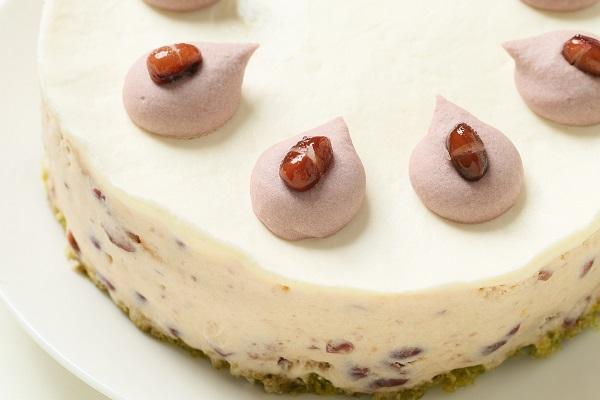 あずきアイスケーキ 5号 15cmの画像6枚目