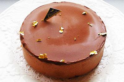 バースデーケーキには一味違うムースケーキ