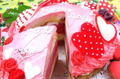 中学生の女の子に人気の誕生日ケーキとは?
