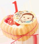似顔絵・フォトケーキ