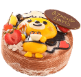 立体・3Dケーキ