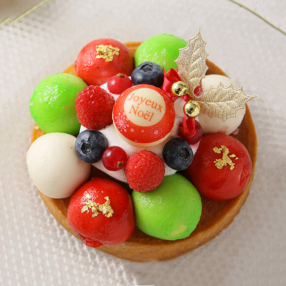 【ヒルトン東京お台場】リースケーキ