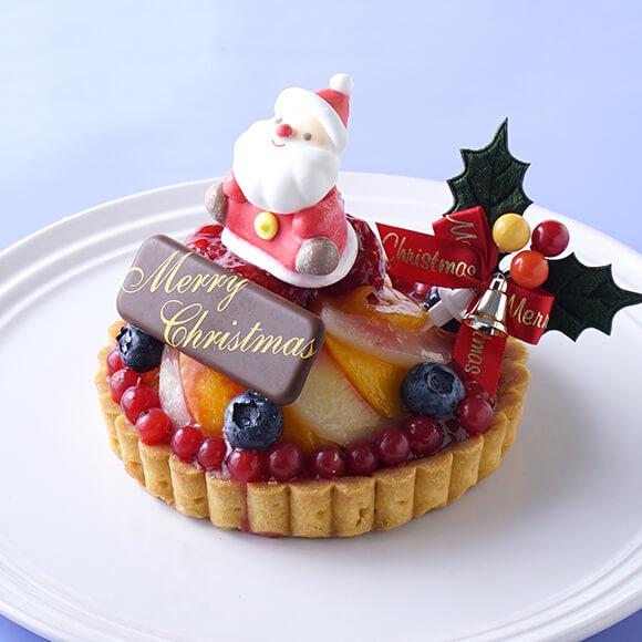 【Cake.jp ORIGINAL】フルーツタルト