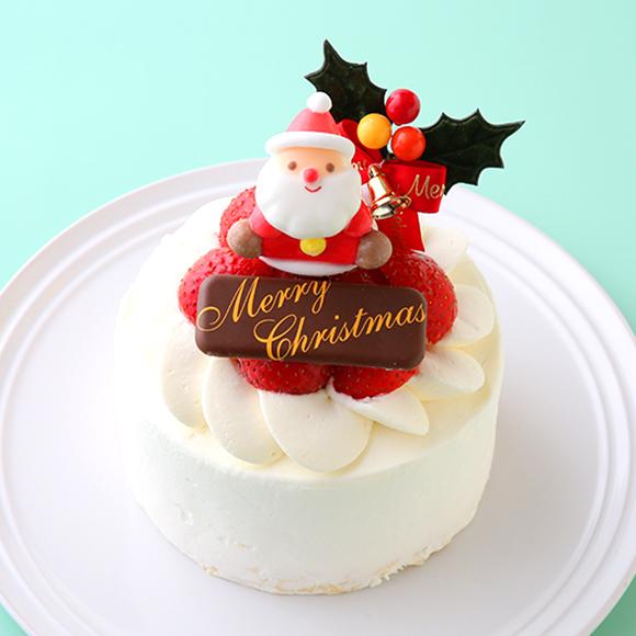 【Cake.jp ORIGINAL】イチゴ生デコレーションケーキ