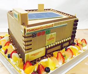 オーダーケーキサンプル