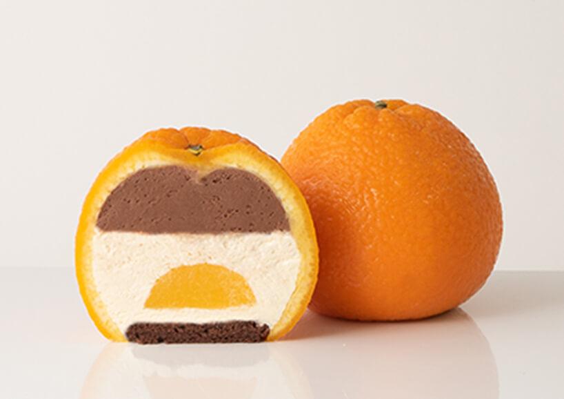 まるごとオレンジケーキ
