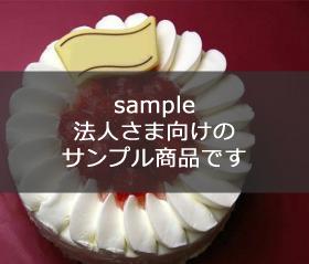 ケーキ サンプル