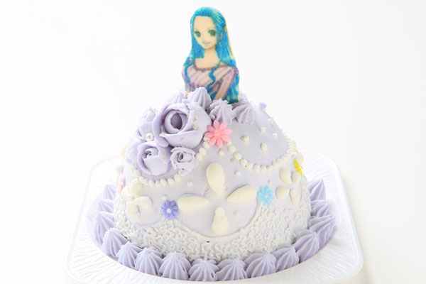オリジナルプリンセスケーキ 5号 15cmの画像4枚目