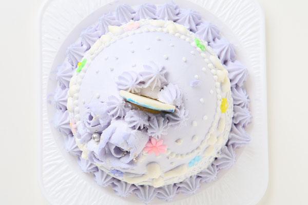 オリジナルプリンセスケーキ 5号 15cmの画像5枚目