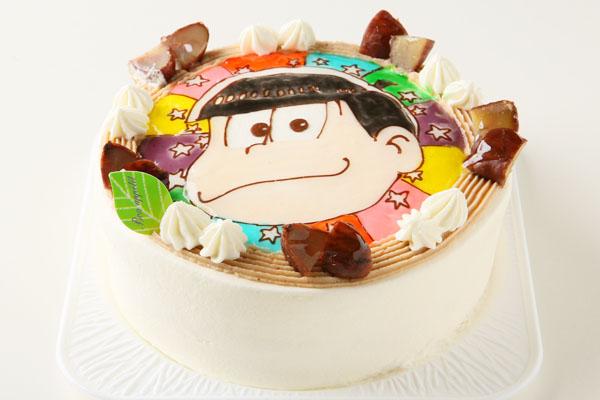 イラストケーキ 8号 24cmの画像6枚目
