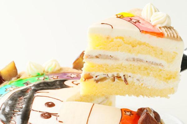 イラストケーキ 8号 24cmの画像7枚目