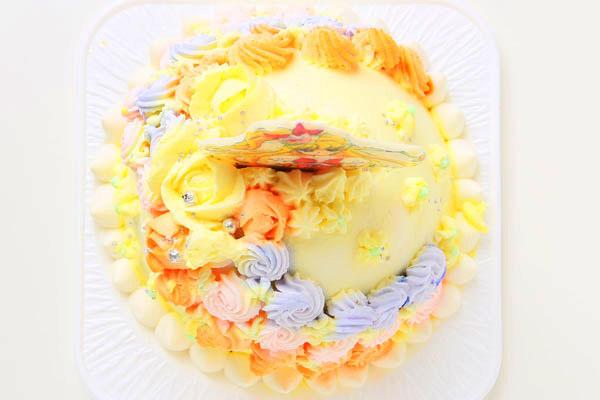 オリジナルプリンセスケーキ 5号 15cmの画像7枚目