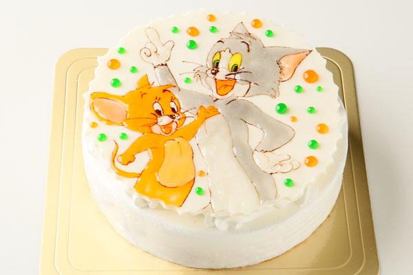 キャラクターイラストケーキ 4号 12cmの画像5枚目