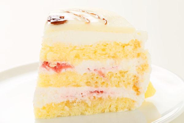 アイシングクッキーバースデーケーキ イラスト 4号 12cmの画像7枚目