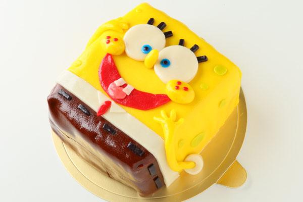 立体キャラクターケーキ 6号 18cmの画像4枚目